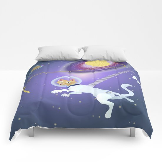Gatonaustra Comforters