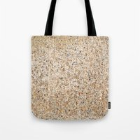 concrete Tote Bags featuring Concrete by Julie McGray