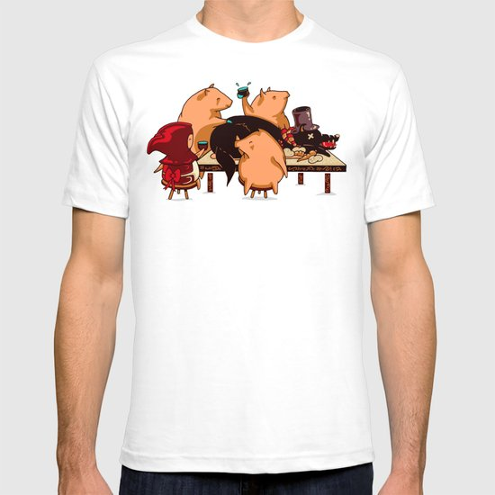Dinner With Friends T-shirt