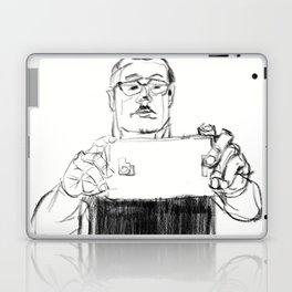 I love selfie Laptop & iPad Skin