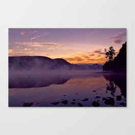 Ullswater Dawn Canvas Print
