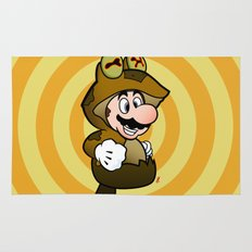 All Glory to the Mario Bros! Rug