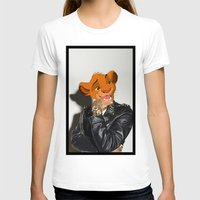 simba T-shirts featuring Lion King rocker by Andrea Vietti