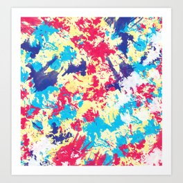 Abstract IV Art Print