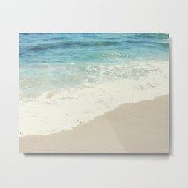 The Blue Ocean Metal Print