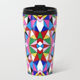 Kaleidoscope II Travel Mug
