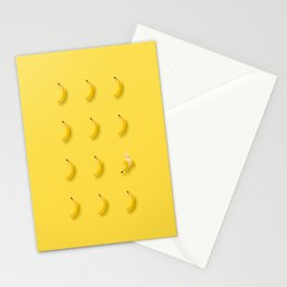 Banana Appeal – Yellow Stationery Cards