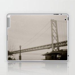 Coffee by the Bridge Laptop & iPad Skin