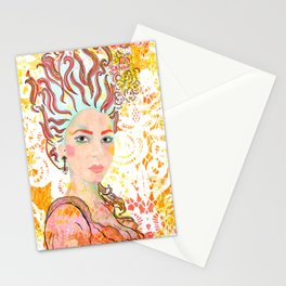 Rachel as Marie Antoinette Stationery Cards