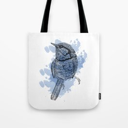 One Little Bird Tote Bag
