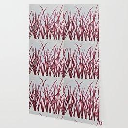Red grass Wallpaper