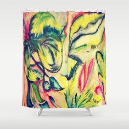 fleur Shower Curtain
