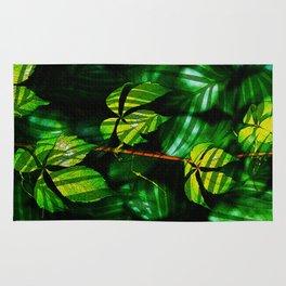 Leaves V9WL Rug