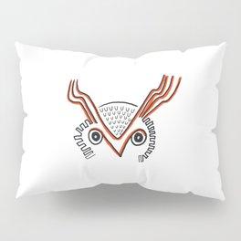 Cute Owl Pillow Sham