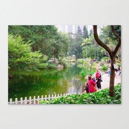 Park life 2 Canvas Print