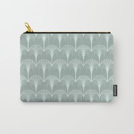 Art deco palmtree Carry-All Pouch