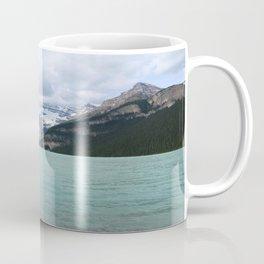 Lake Louise From The Eastern Shore Coffee Mug
