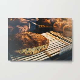 French Bread Metal Print