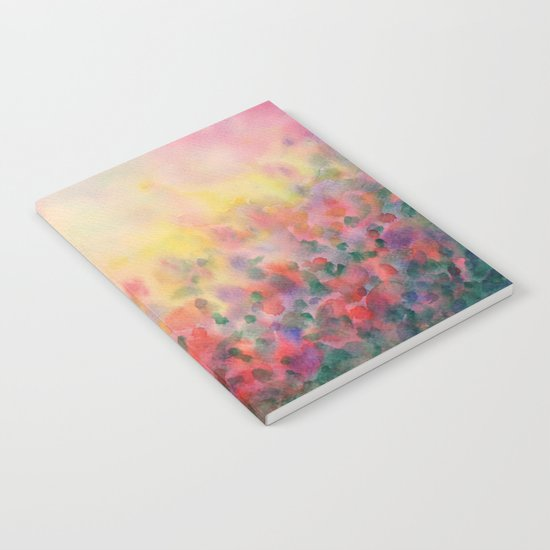 Pink Mystical Spring Notebook