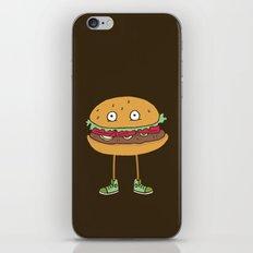 Food w/ Legs - No. 2 iPhone & iPod Skin