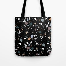 Black Liquorice Tote Bag