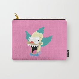 Evil Krusty Carry-All Pouch