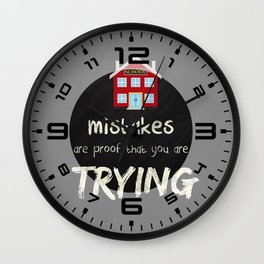 You are trying Wall Clock