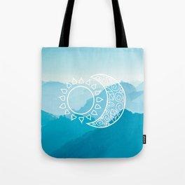 SUN & MOON V2 Tote Bag