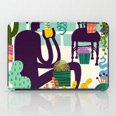 Natural Recall poster design iPad Case