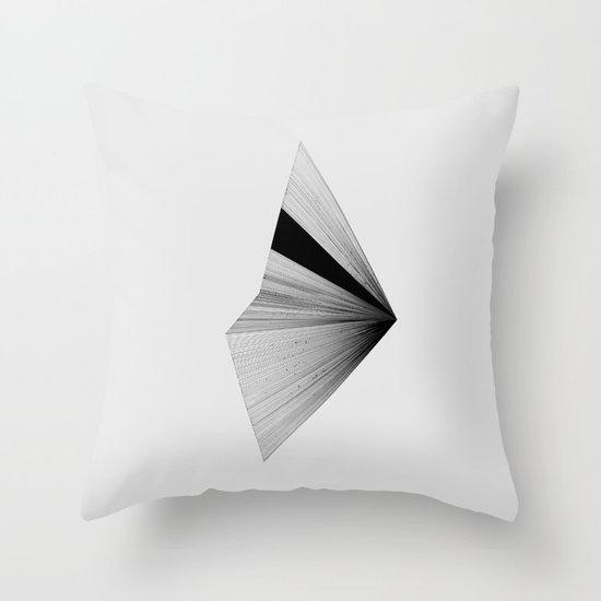 Half 2 Throw Pillow