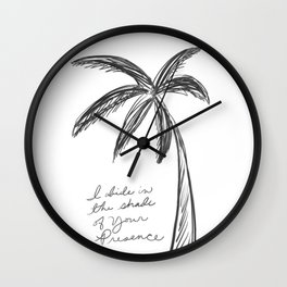 Good Shade Wall Clock