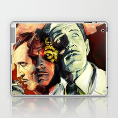The Many Faces of Vincent Price Laptop & iPad Skin