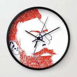 History's Men: Angel Guimera Wall Clock