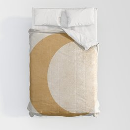 Moon Crescent - Gold Comforters