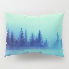 Morning Blues Pillow Sham