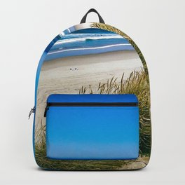 Ship of sand Backpack