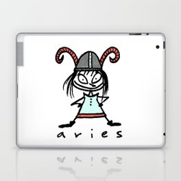 aries in the house(s)! Laptop & iPad Skin