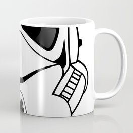 A Happy Trooper is an Effective Tropper Coffee Mug