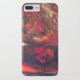 Harsh Blanket iPhone Case