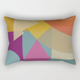 Mutt's Nuts ONE Square Rectangular Pillow