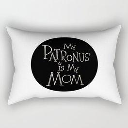 My Patronus is My Mom Rectangular Pillow