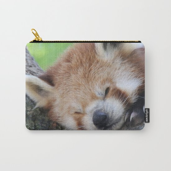 Red_Panda_20150705_by_JAMFoto Carry-All Pouch