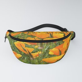 California Poppies Super Bloom Fanny Pack