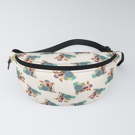 Drummer Pattern | Drums Musician Percussion Music Fanny Pack