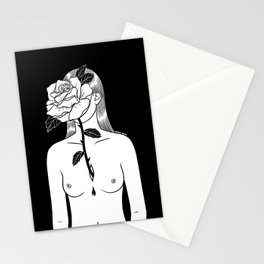 Is this love? Stationery Cards