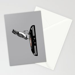 DJ magpie Stationery Cards