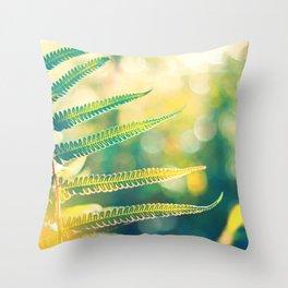 Flow of Energy Throw Pillow