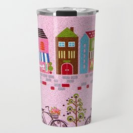 Pink Sugar Home Travel Mug