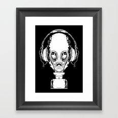 Tune In Framed Art Print