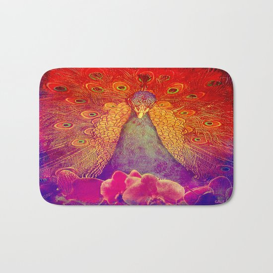 :: Happy Hour :: by    Gale Storm and Joe Ganech  Bath Mat